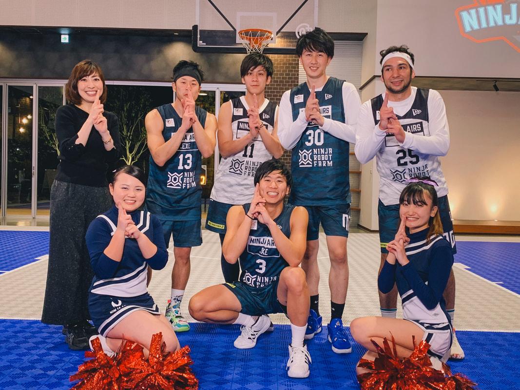 NHK大津「おうみ発630」にNINJA AIRSが出演したでござる! 画像