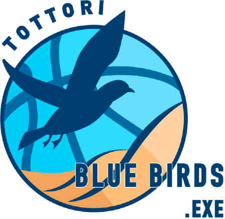 TOTTORI BLUE BIRDS